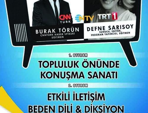 Ekranların Duayen İsimleri AmericanLIFE'ın Katkılarıyla Bursa'da..