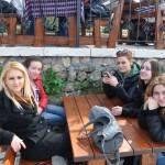 AmericanLIFE Uludağ'ın beyaz eteklerinde öğrencileriyle eğlenceli dakikalar geçirdi