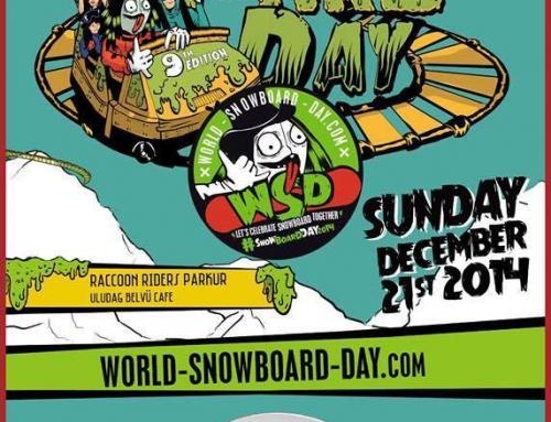 Uludağ Dünya Snow Board Günü