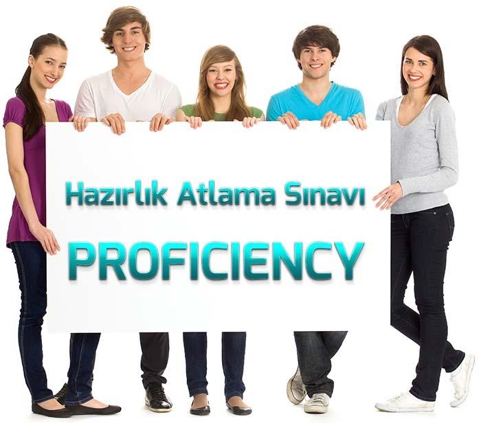 Hazırlık Atlama Sınavı PROFICIENCY Kursu